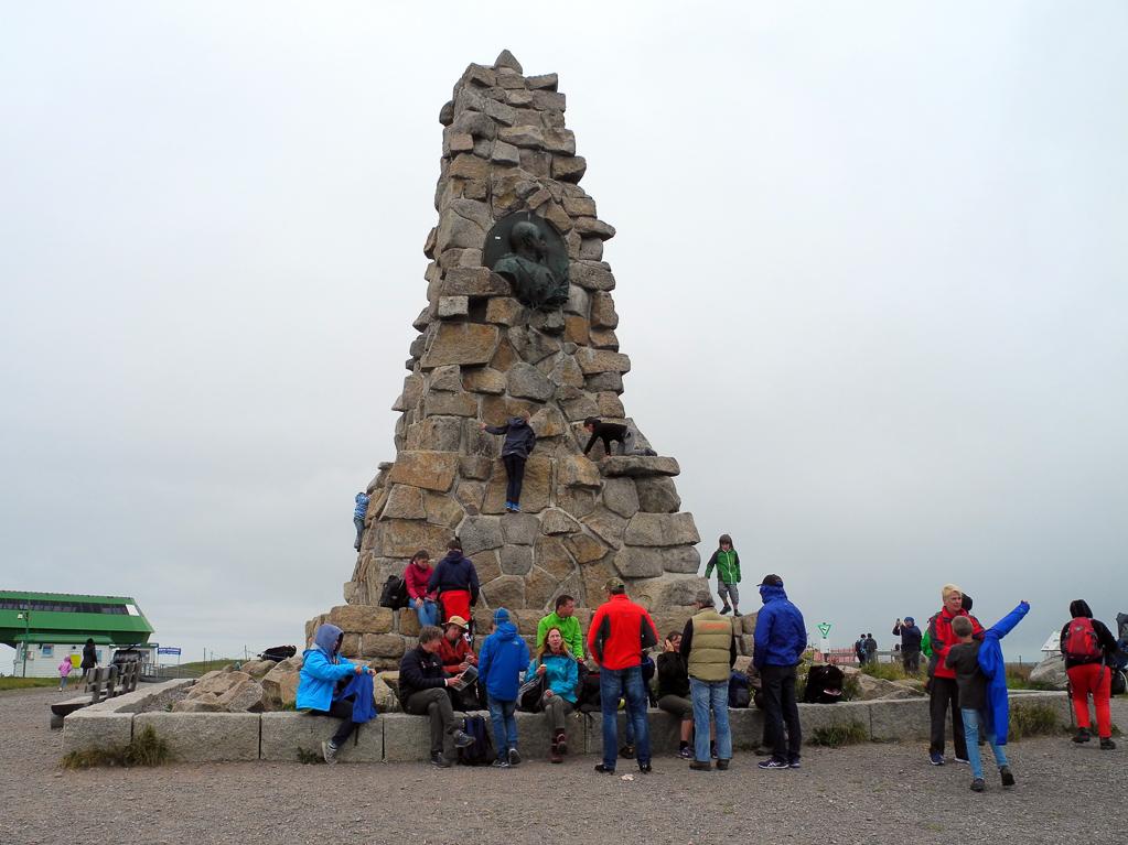 Bismarckdenkmal (Foto: Heinz-Dieter Hannes)