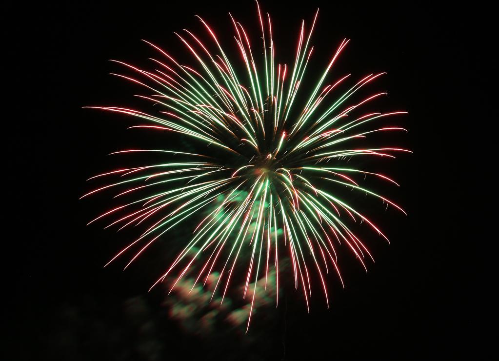 Feuerwerk (Foto: Peter Schmitz)