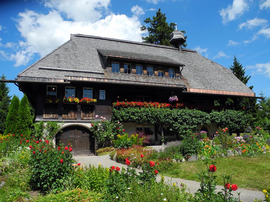 Hüsli aus der Schwarzwaldklinik (Foto: Heinz-Dieter Hannes)