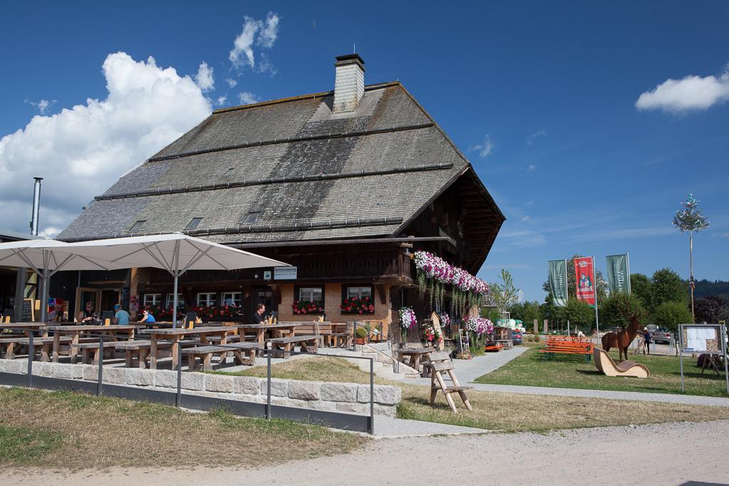 Unterkrummenhof am Schluchsee