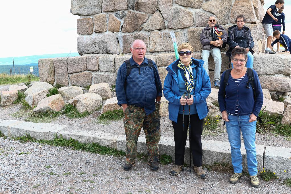 Am Bismarckdenkmal