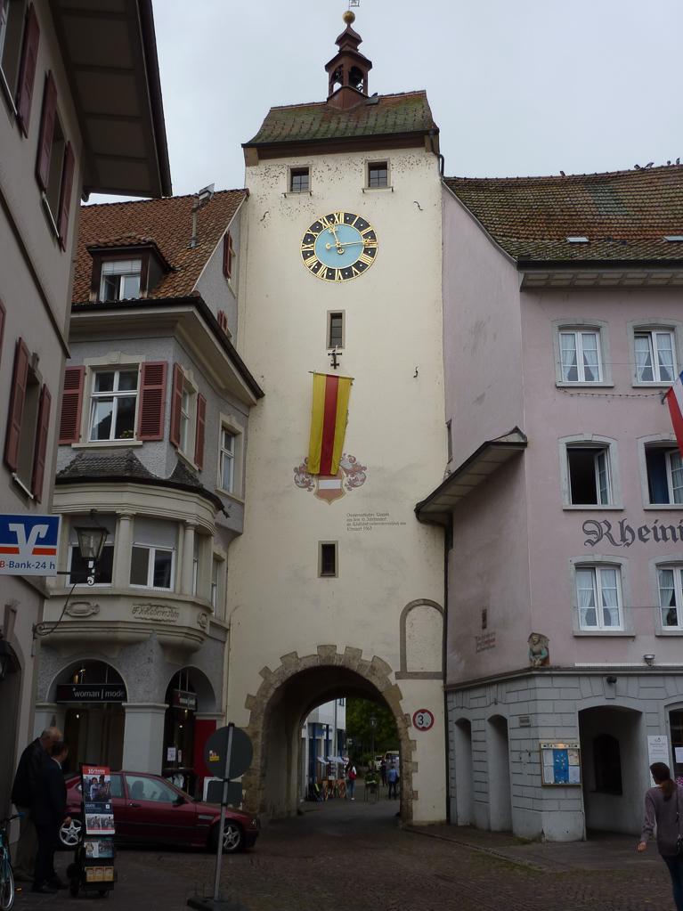 Stadttor in Waldshut (Foto: Gérard Perrin)