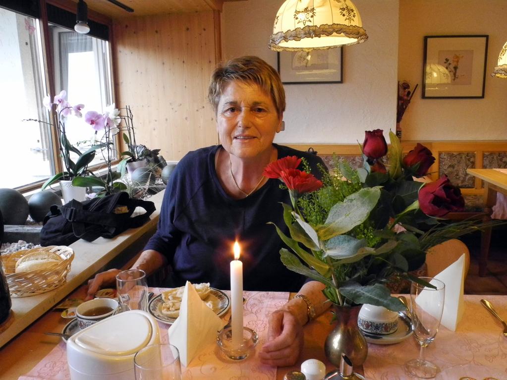 Das Geburtstagskind (Foto: Heinz-Dieter Hannes)