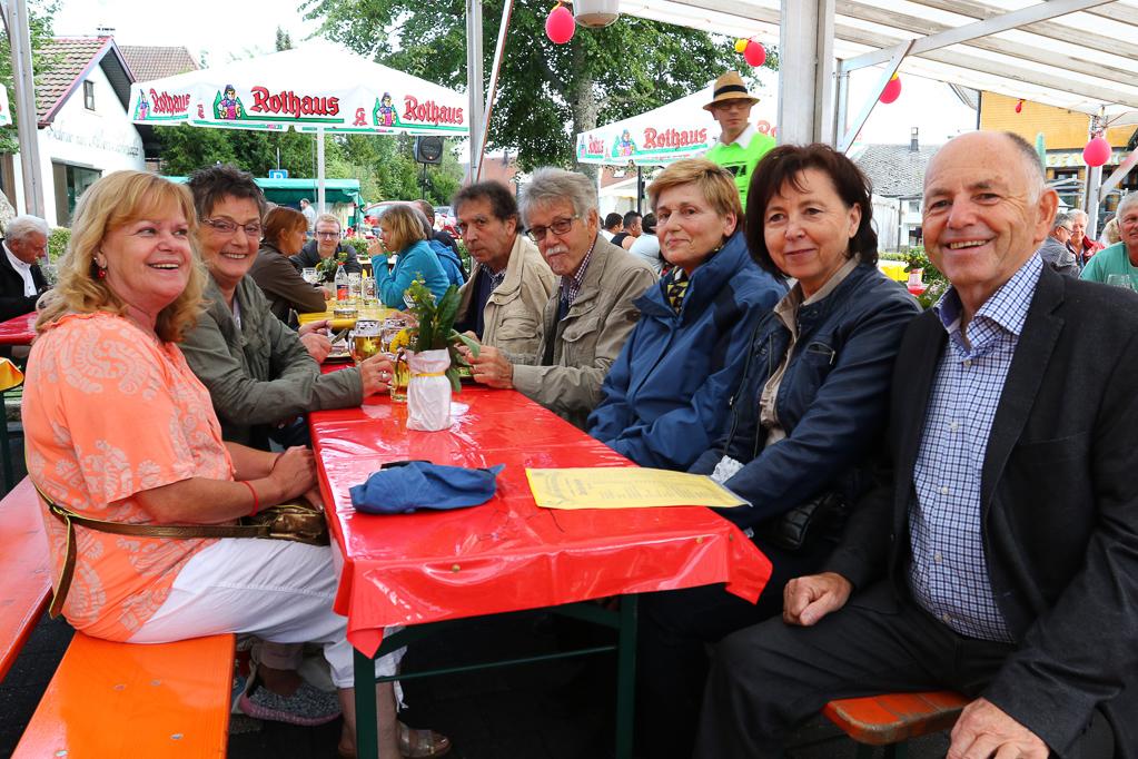 Der Rheinländer-Tisch