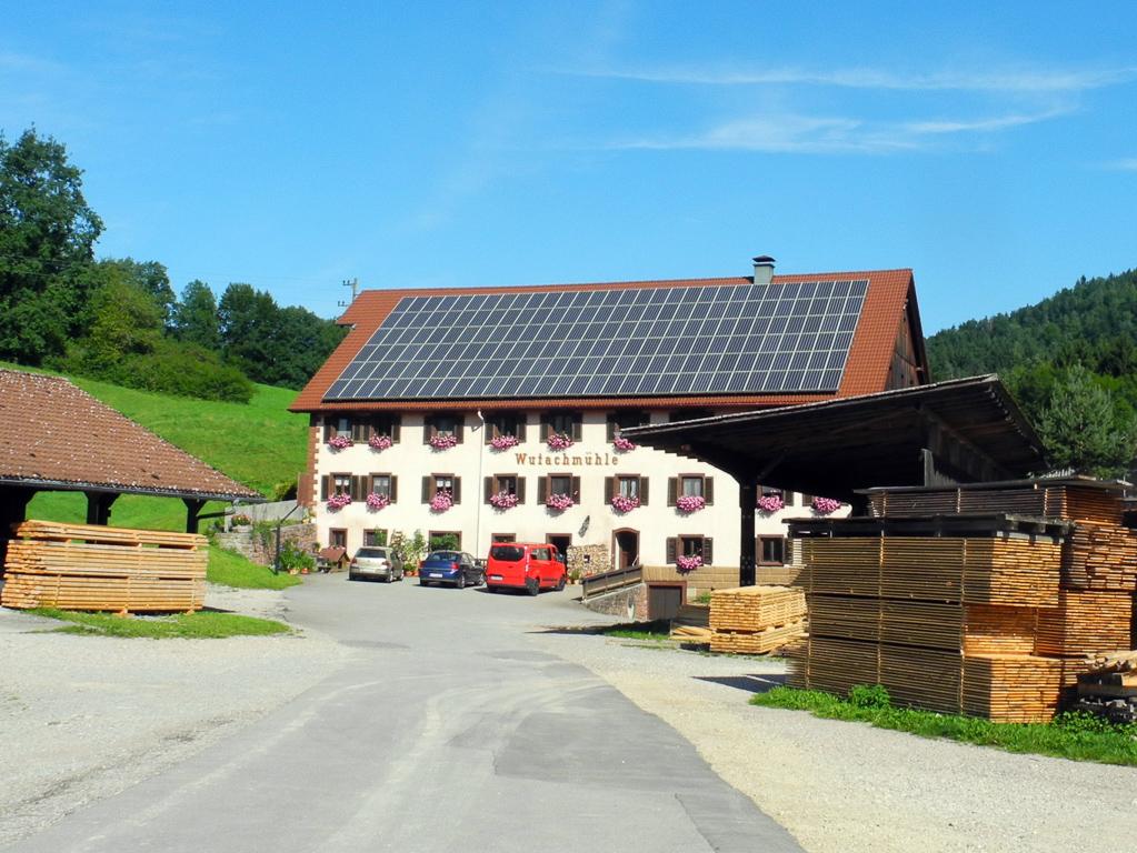 Wutachmühle (Foto: Heinz-Dieter Hannes)