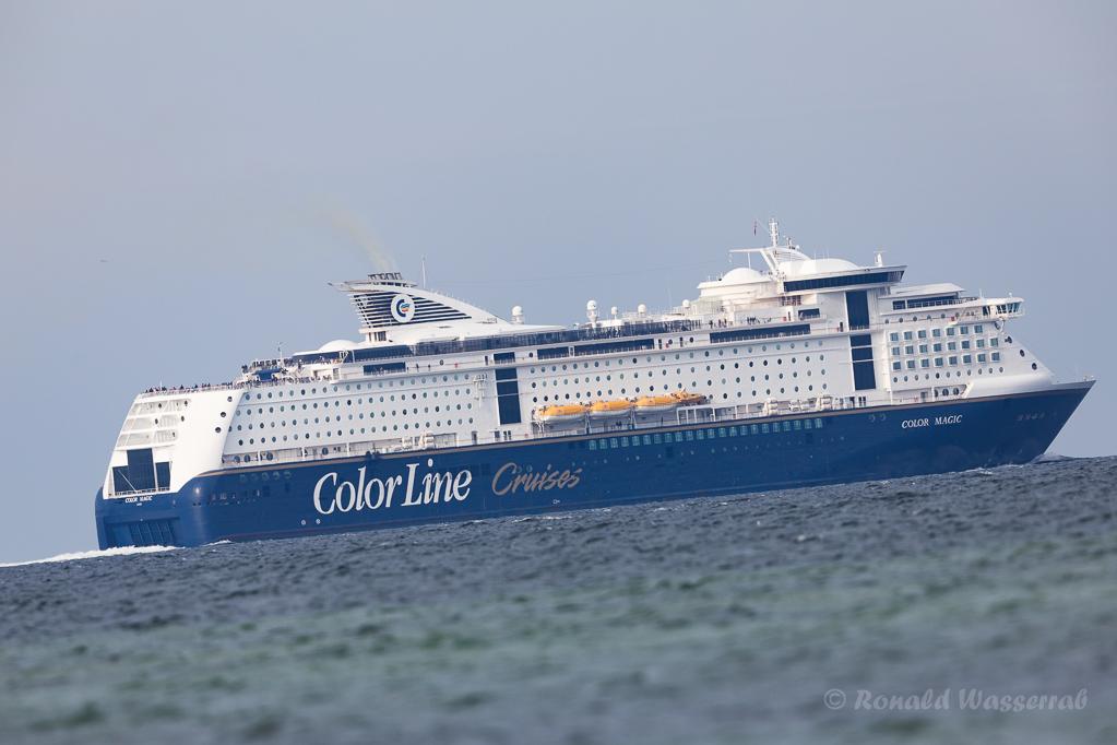 Für moderne Schiffe sind mittlere Steigungen heutzutage kein Problem mehr