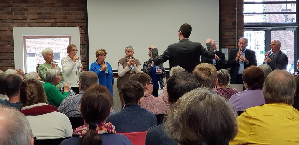 Blubbern mit Lax Vox und Prof. Dr. Kai Koch