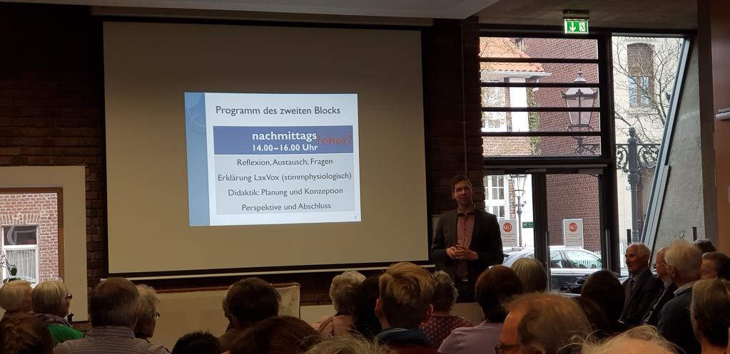 Workshop mit Prof. Dr. Kai Koch
