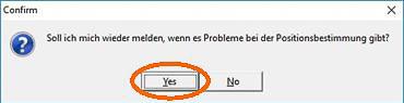 """Fitswork-Nachfrage """"Probleme melden?"""""""