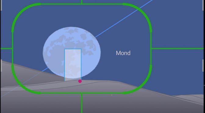 PlanIt Tutorial – Mondfoto planen mit der Ereignissuche