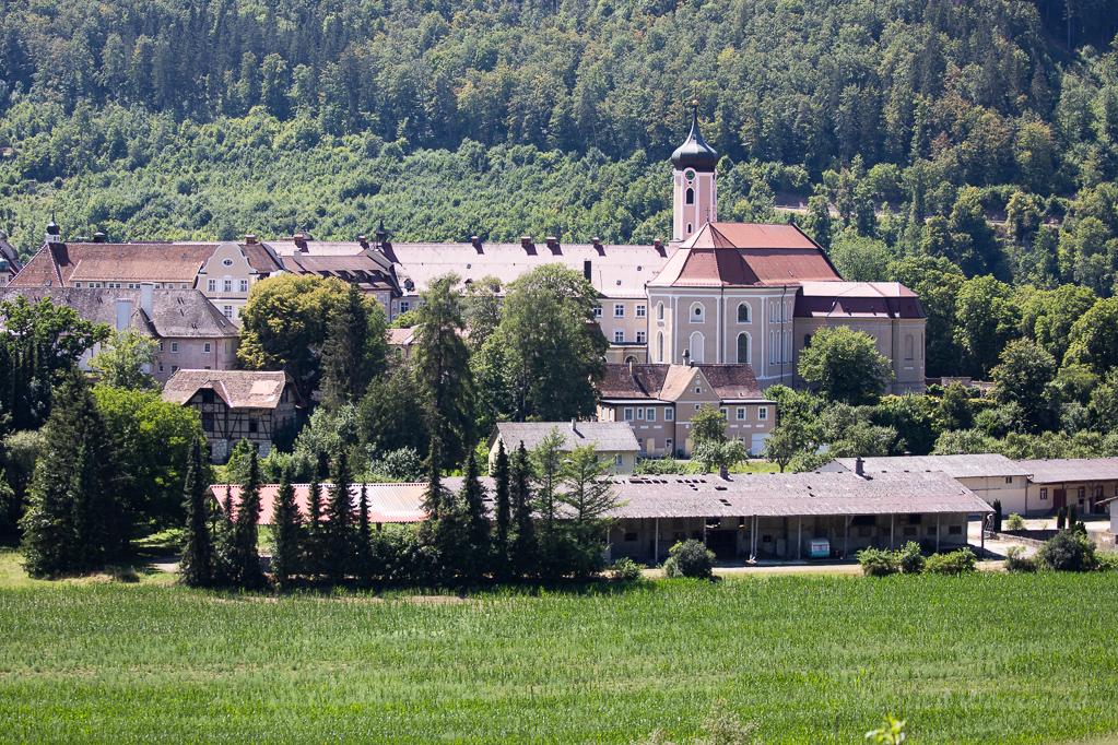 Grillenjäger - Kloster Beuron