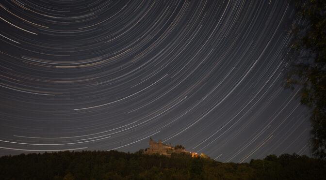Burg Hohenzollern im Sternenglanz – Eine fürstliche Nacht