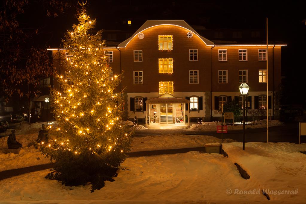 Weihnachtliche Impressionen - Porten's Kurhaus Höchenschwand