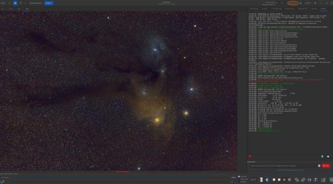 SIRIL Bedienungsanleitung  – Astro-Fotobearbeitung Teil 2