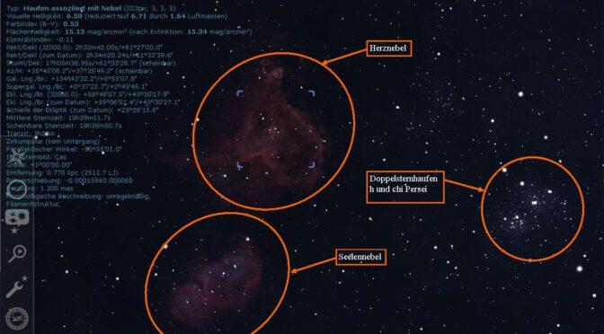 Stellarium – Planungsspaß für Astrofotografen