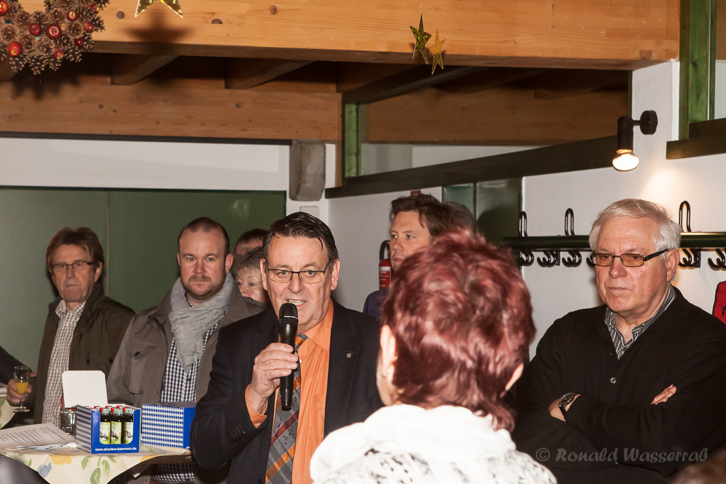 Ansprache unseres Bürgermeisters Axel Buch