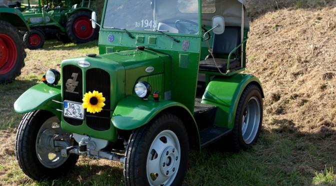 Zettelmeyer-Traktor