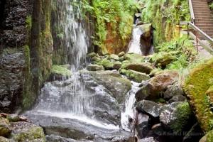 Wandern überm Himmelreich - Albwasserfall Menzenschwand