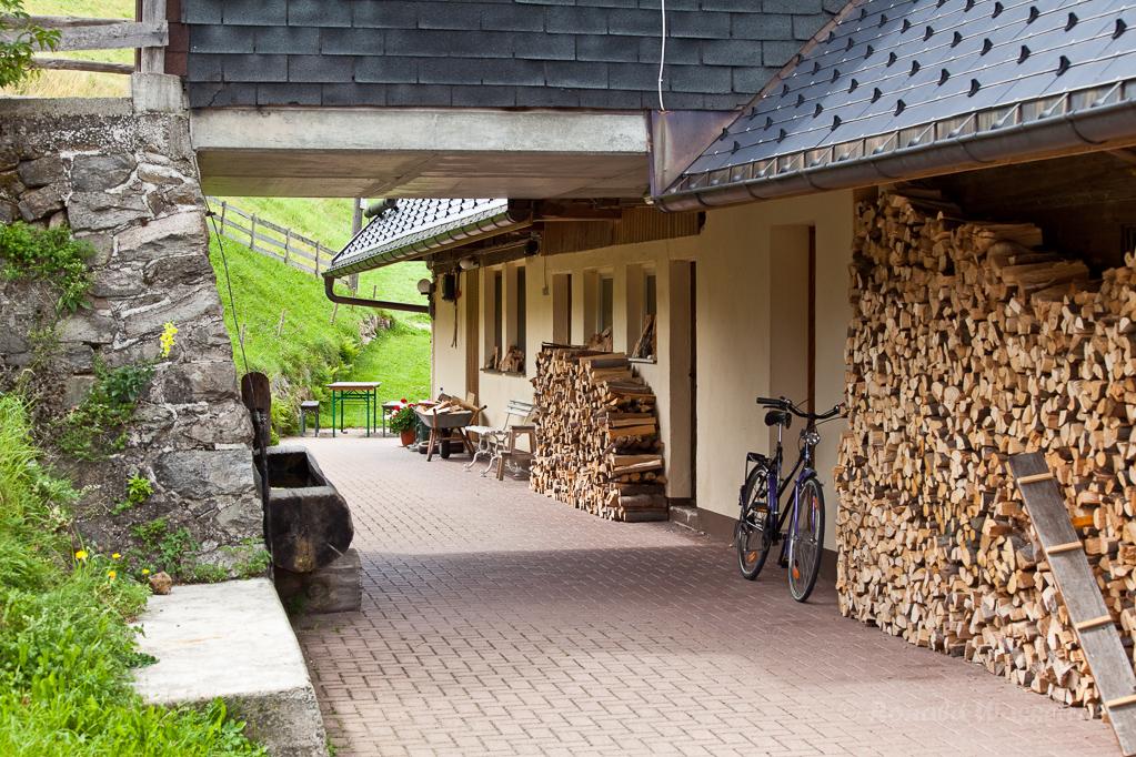 Wandern überm Himmelreich - An der Höfener Hütte