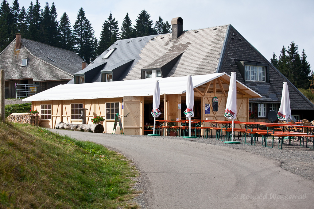 Wandern überm Himmelreich - Baldenweger Hütte
