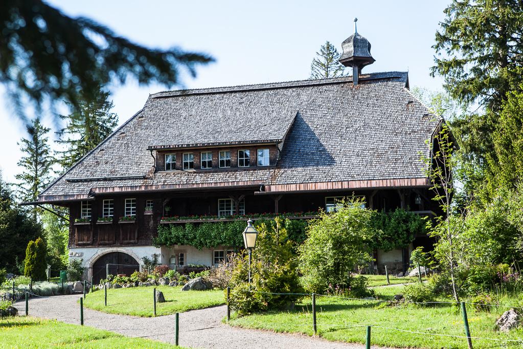 Heimatmuseum Hüsli bei Rothaus nicht weit von Höchenschwand