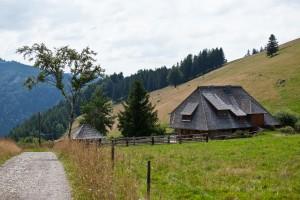 Wandern überm Himmelreich - Hinterwaldkopf-Hütte