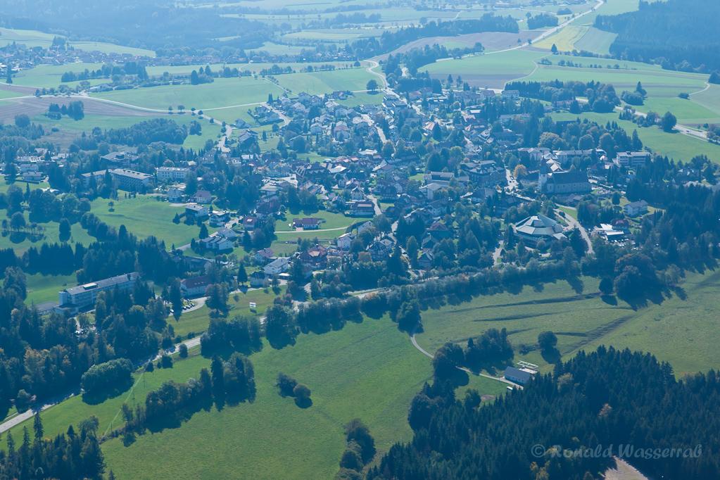 Höchenschwand - Luftbild
