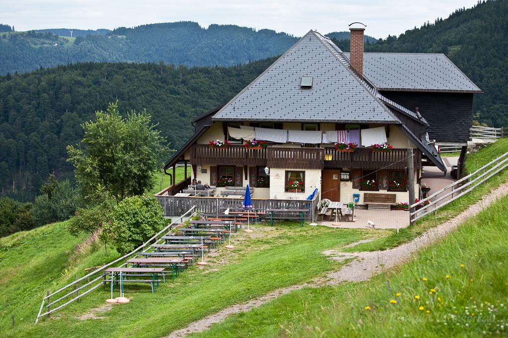Wandern überm Himmelreich - Höfener Hütte