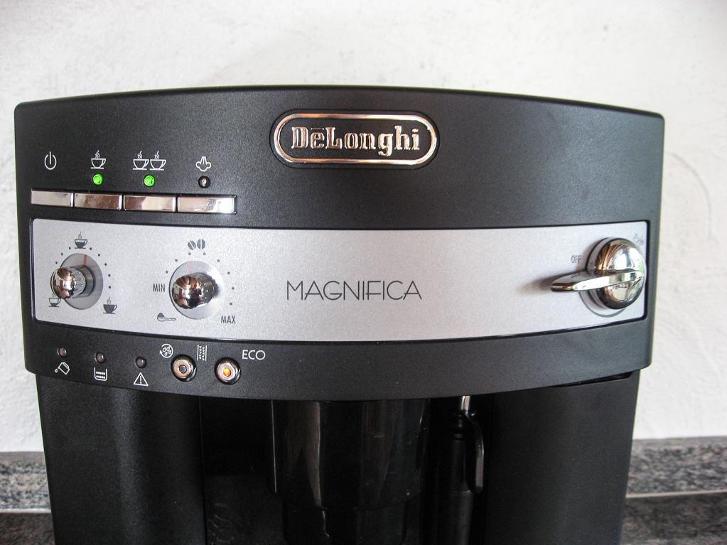 "Der Kaffeevollautomat meldet: ""Alle Systeme o.k."""
