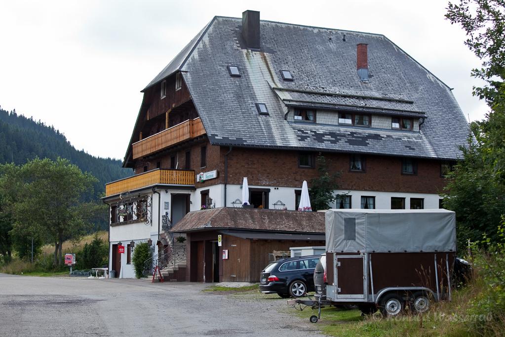 Wandern überm Himmelreich - Jägerheim Rinken