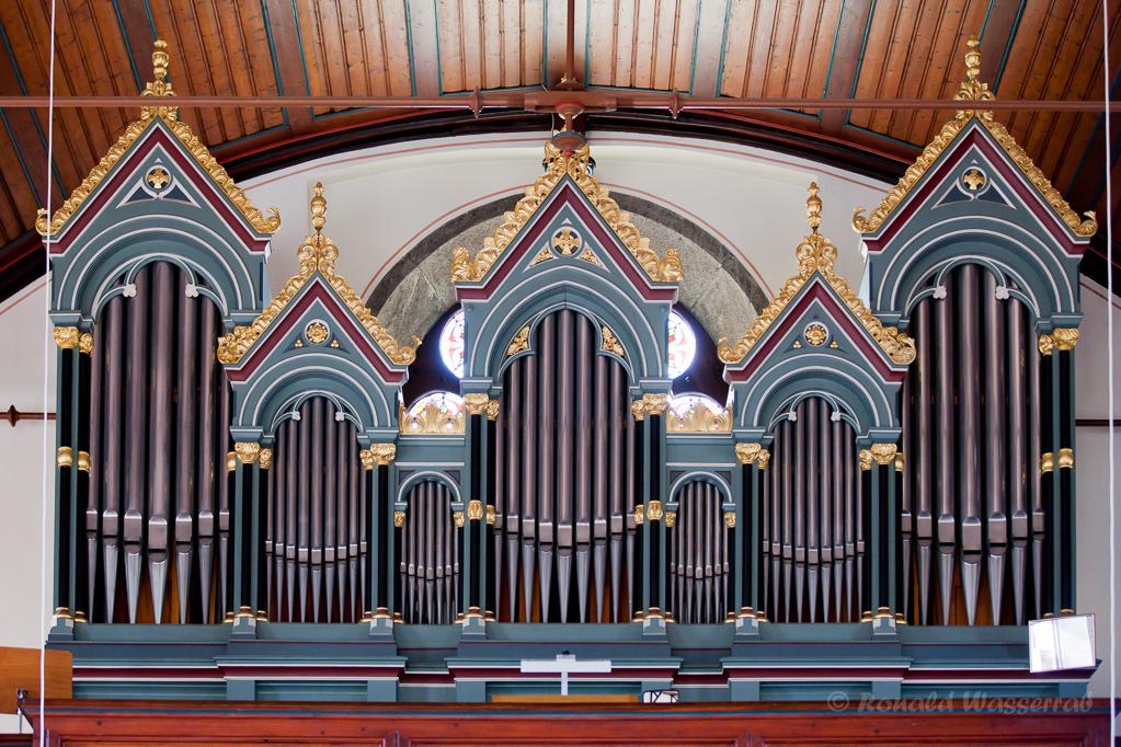 Orgel von St. Michael Höchenschwand