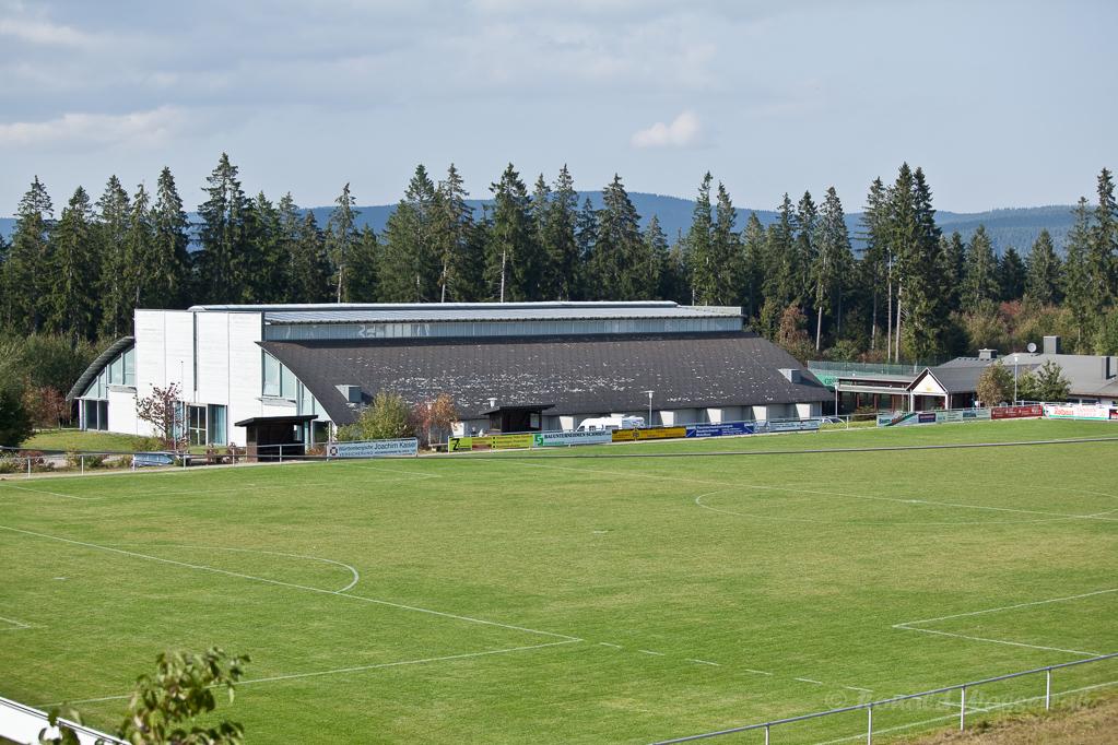 Tennishalle am Sportplatz